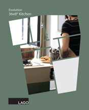 copertina catalogo evolution kitchen lago