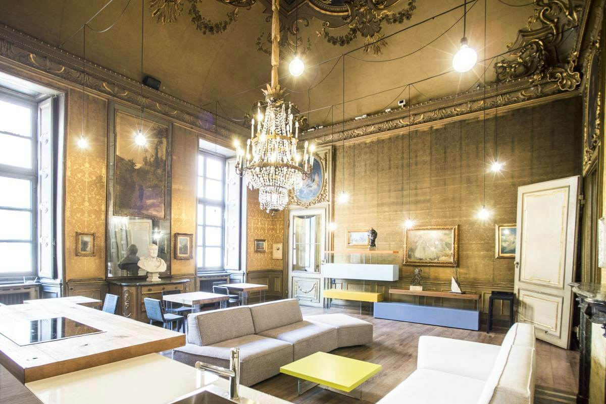 Great design meets the seventeenth century at the lago for Hotel design torino