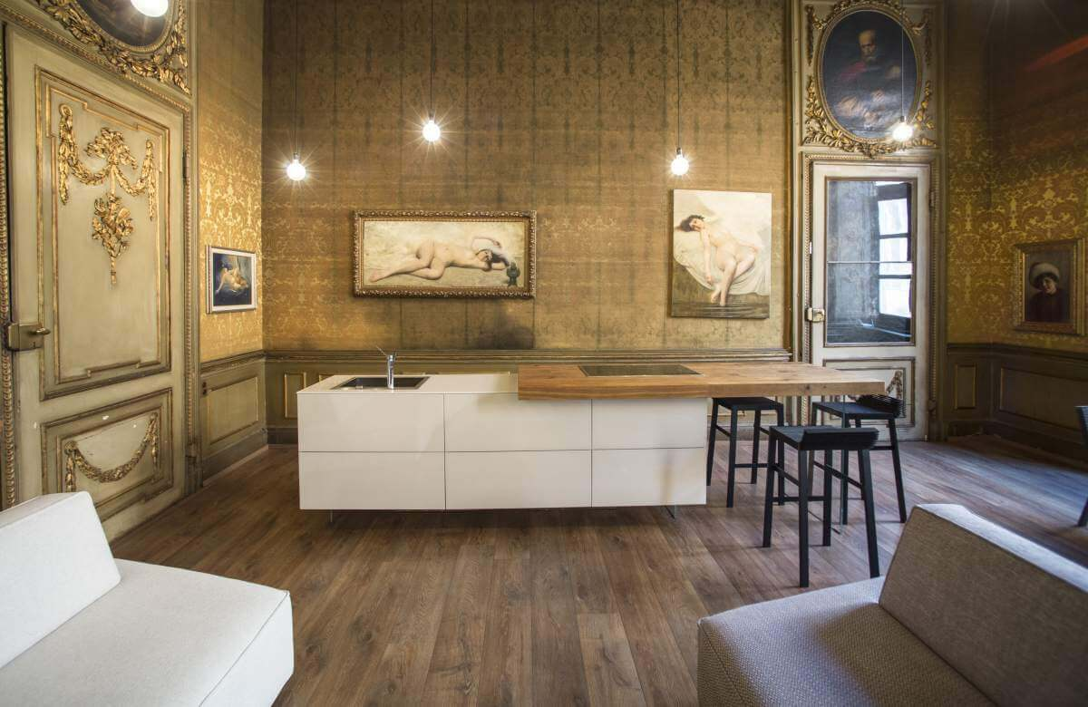 DESIGN MEETS THE SEVENTEENTH CENTURY AT THE LAGO INSIDE TURIN ...