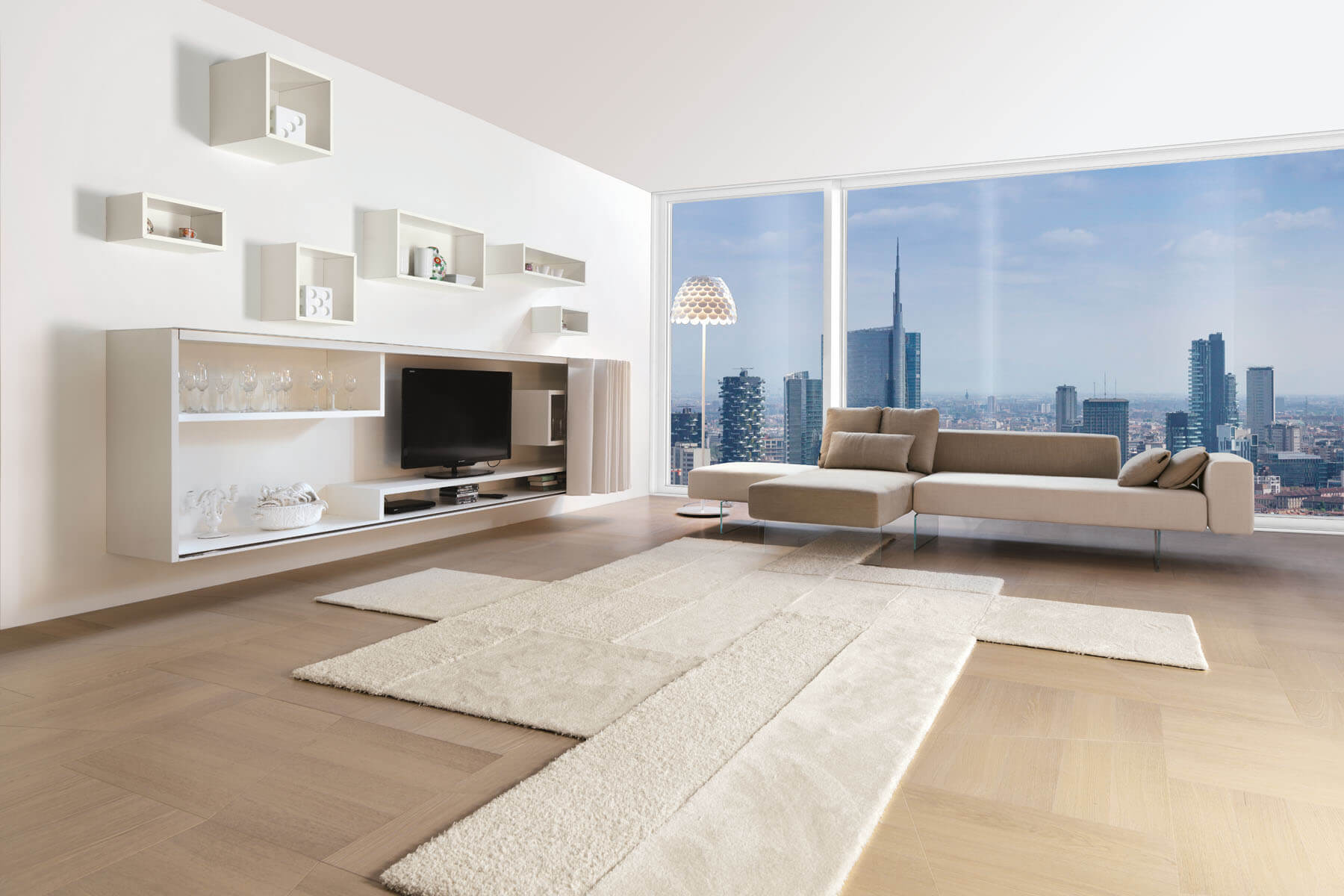 Modern Rugs For The Living Room And Bedroom | LAGO Design