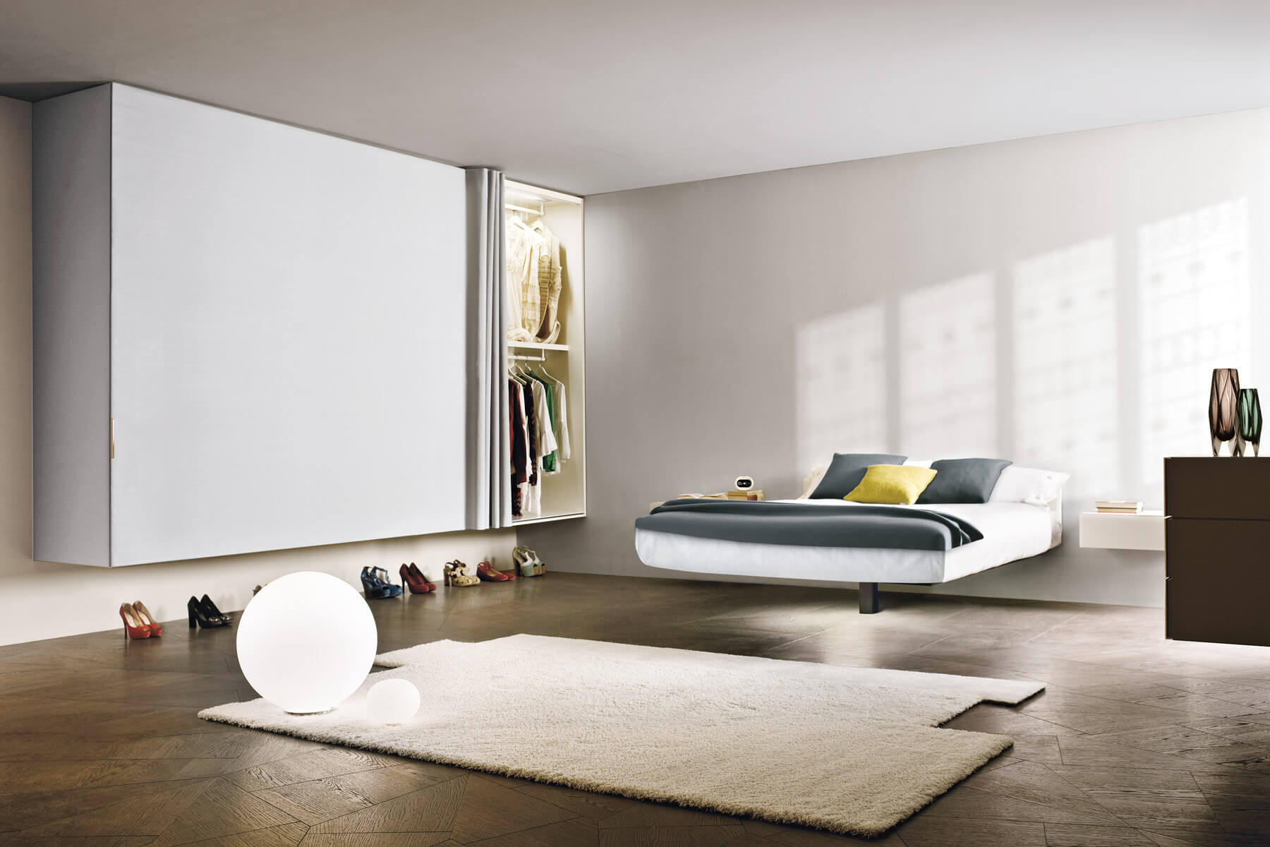 Design-driven bedroom furniture | LAGO Design