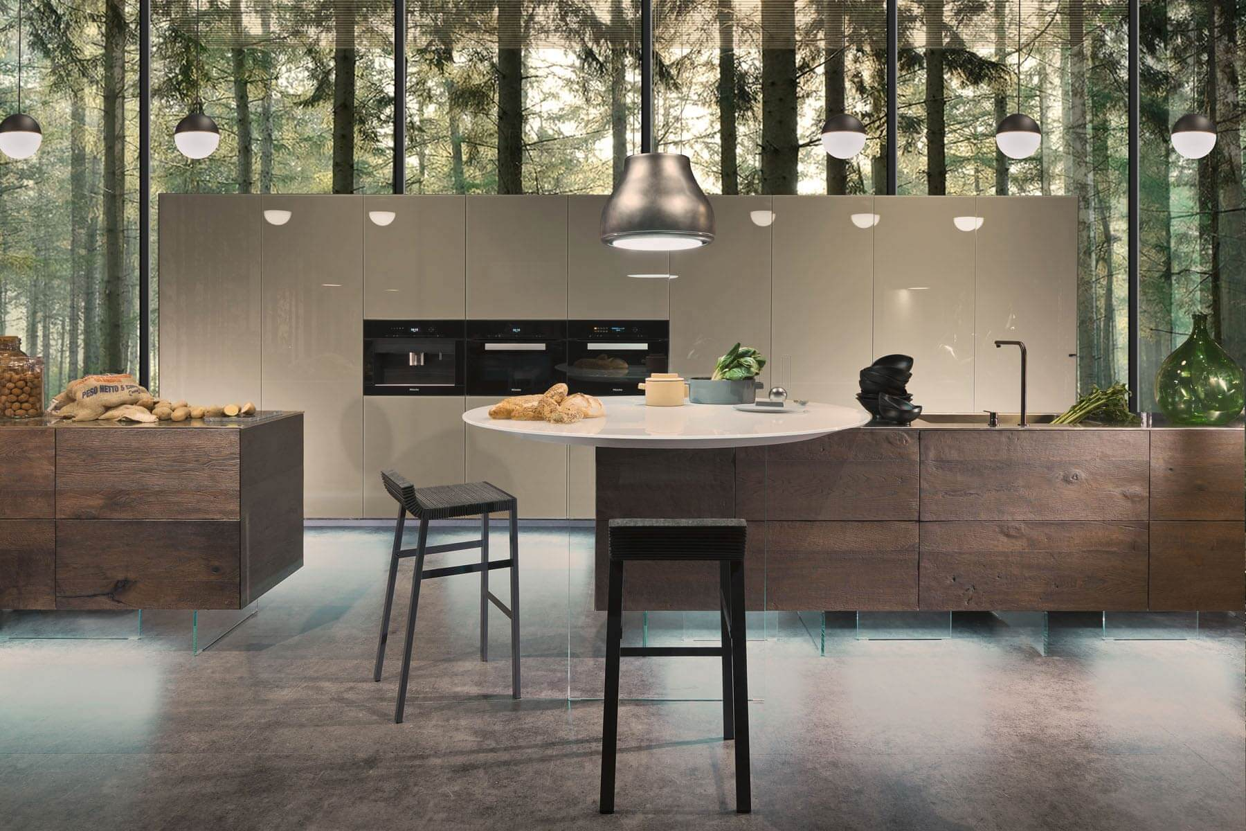 Discover all of our kitchen designs | LAGO Design