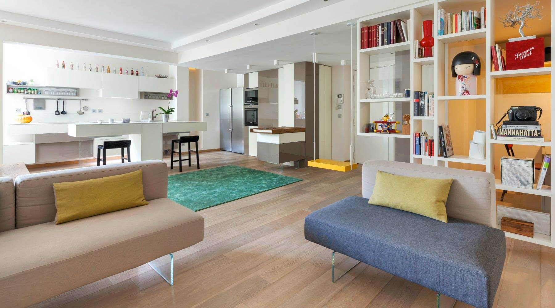 appartamento lago paris design apartment lago