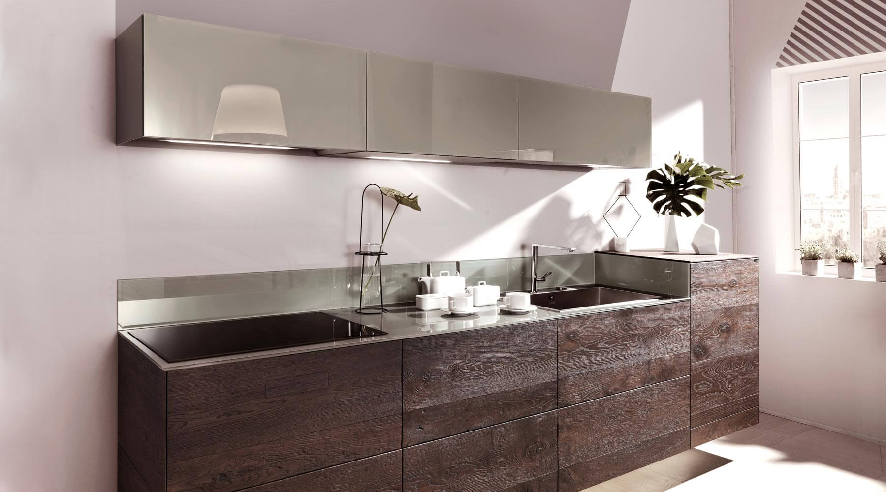 Best cucina moderna legno ideas home interior ideas - Top cucina moderna ...