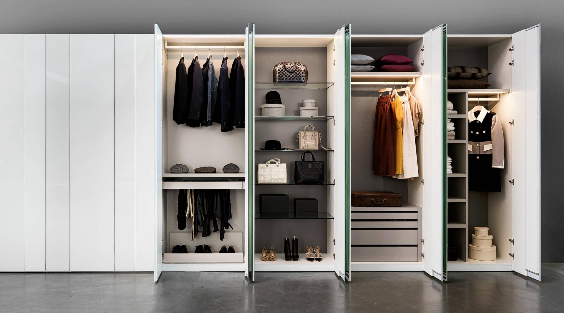Wardrobe For The Bedroom