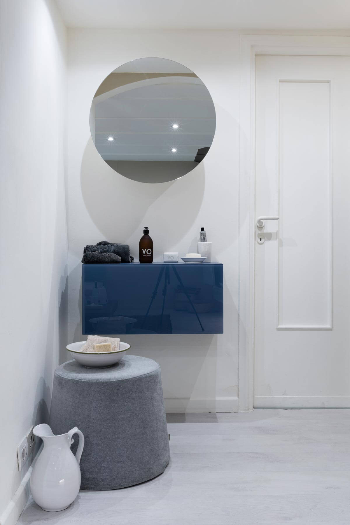 Bathroom Furniture with Mirror