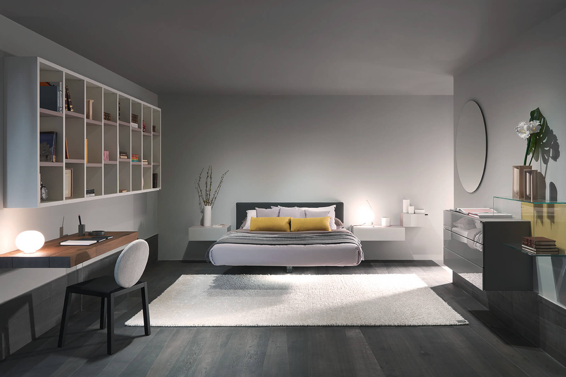 Best letto sospeso lago gallery for Franchino arredamenti