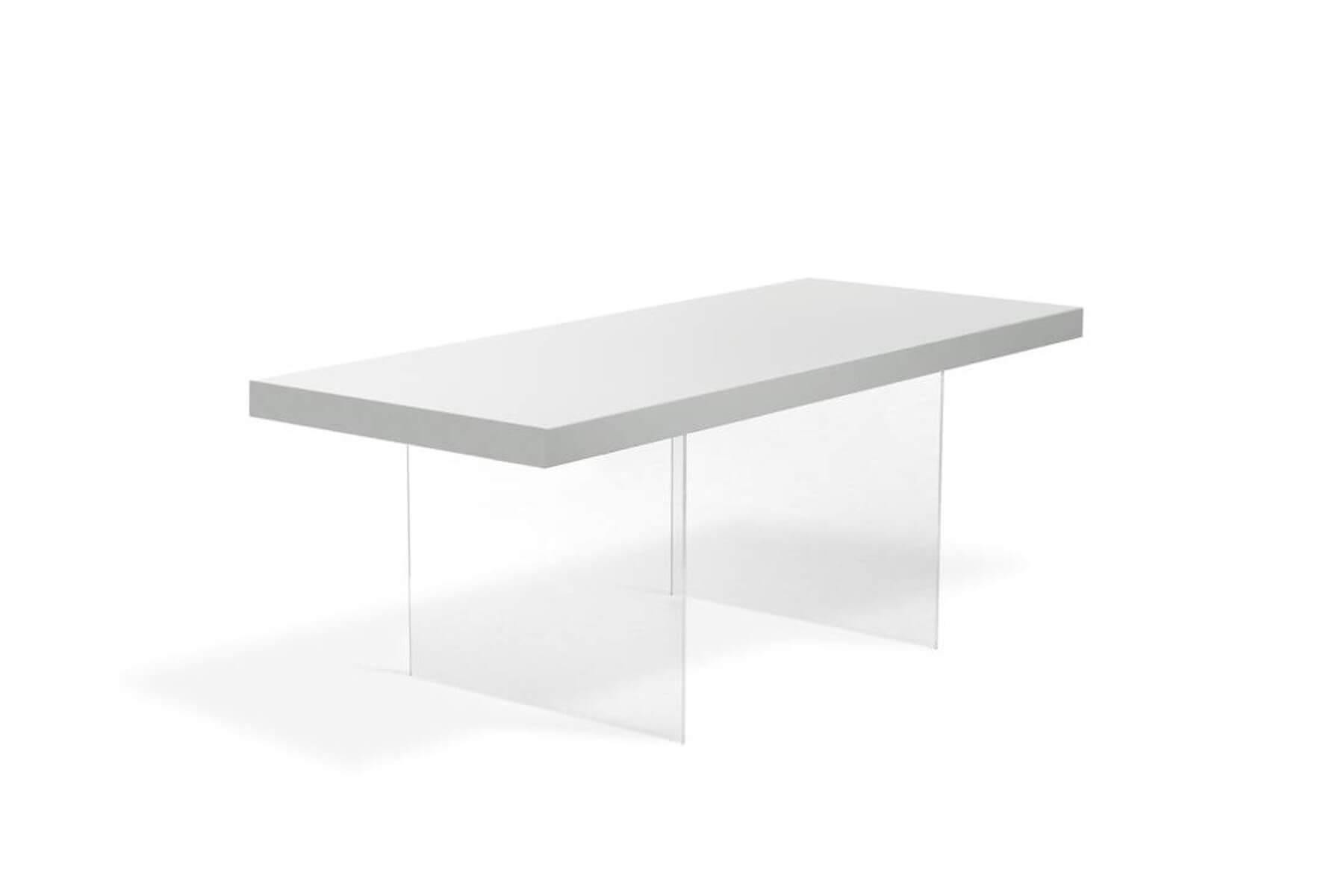 lacquered extendable air table