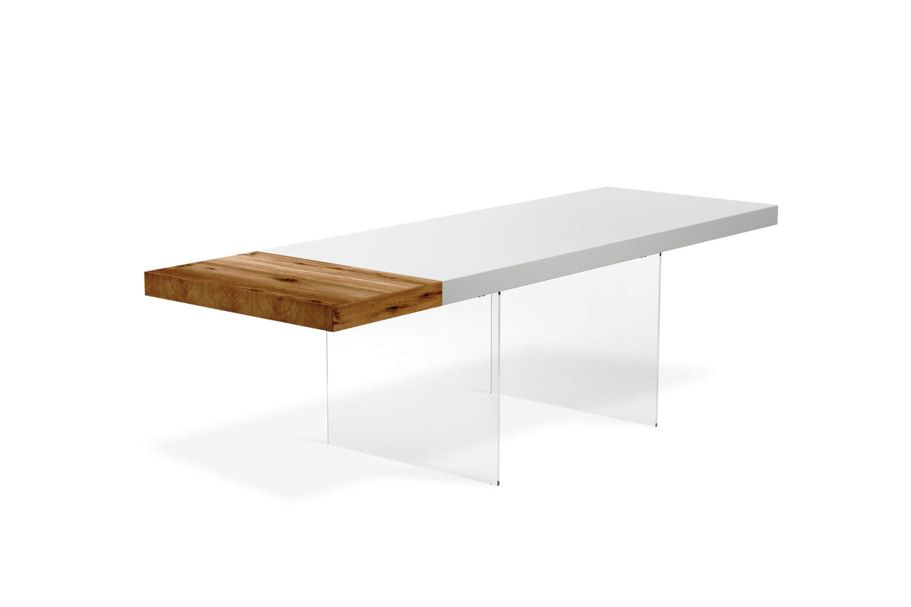extendable air table wood