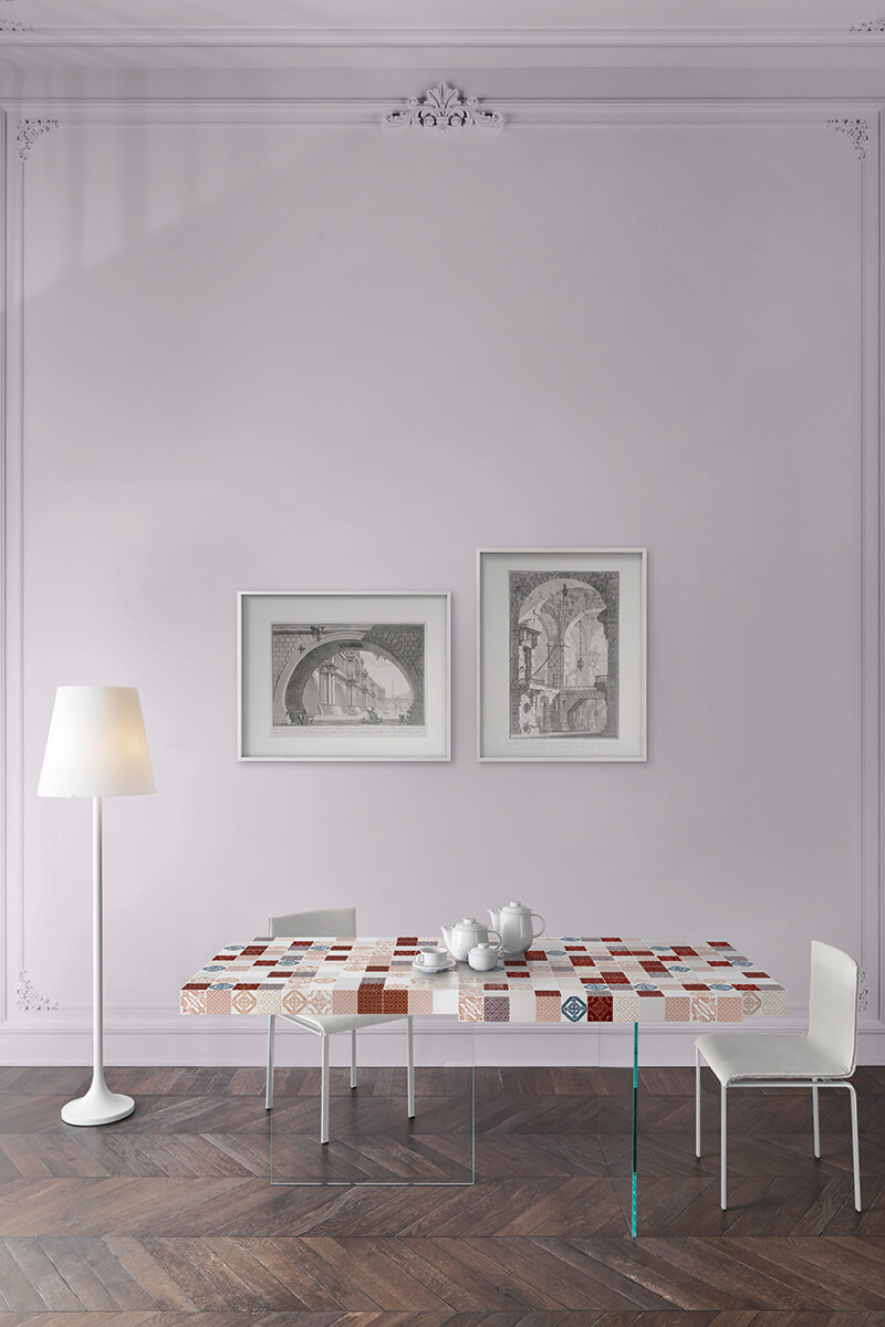 air ceramic table dining room