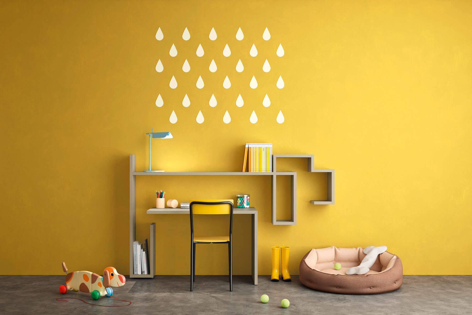 Lagolinea shelf kids 1