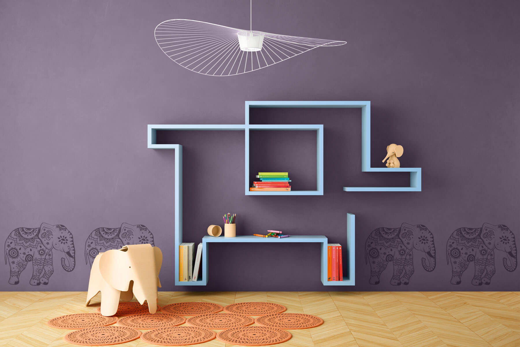 Lagolinea shelf kids 2