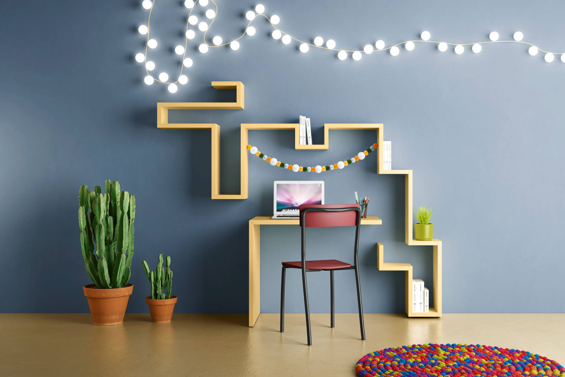 Lagolinea shelf kids 3