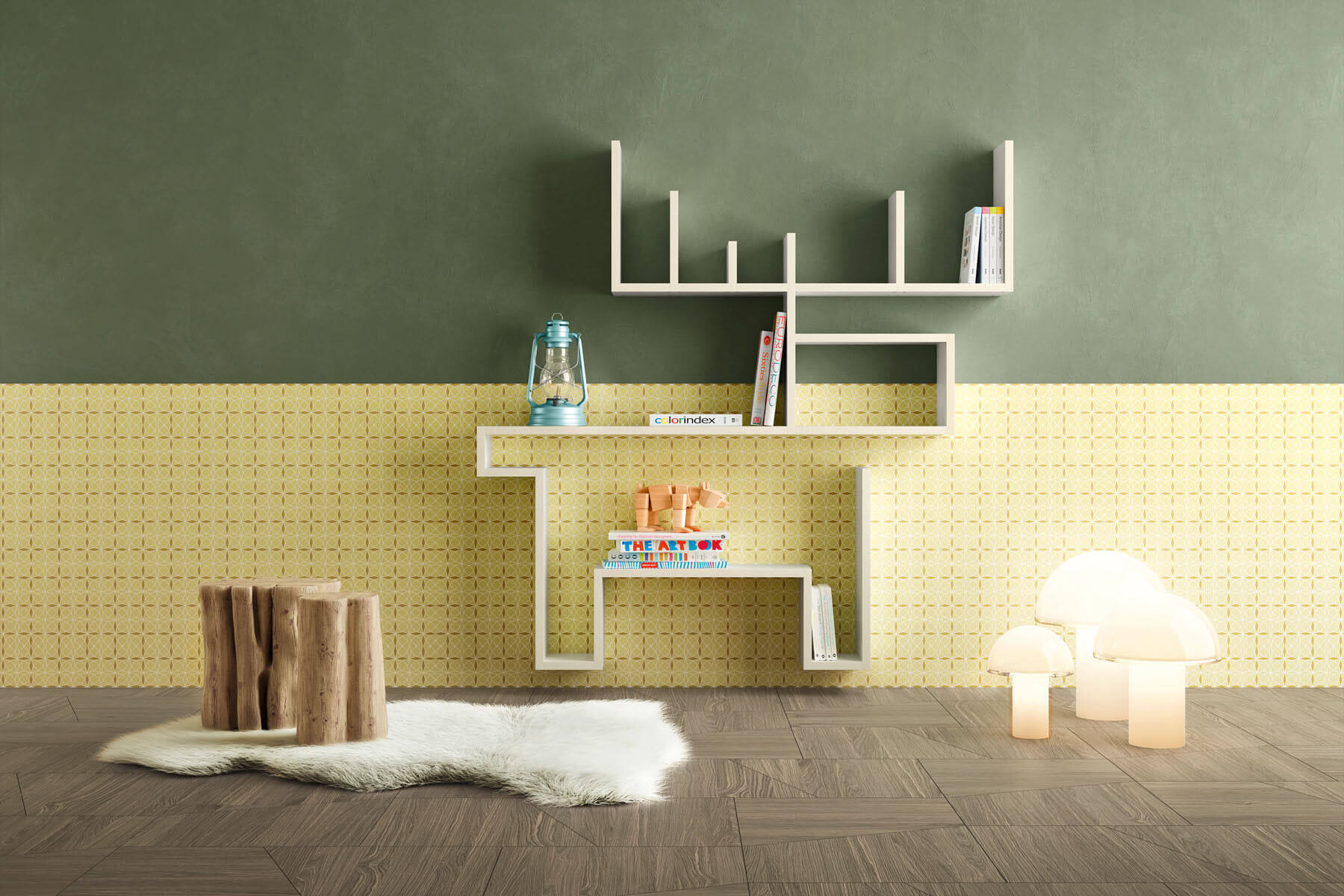 Lagolinea shelf kids 4