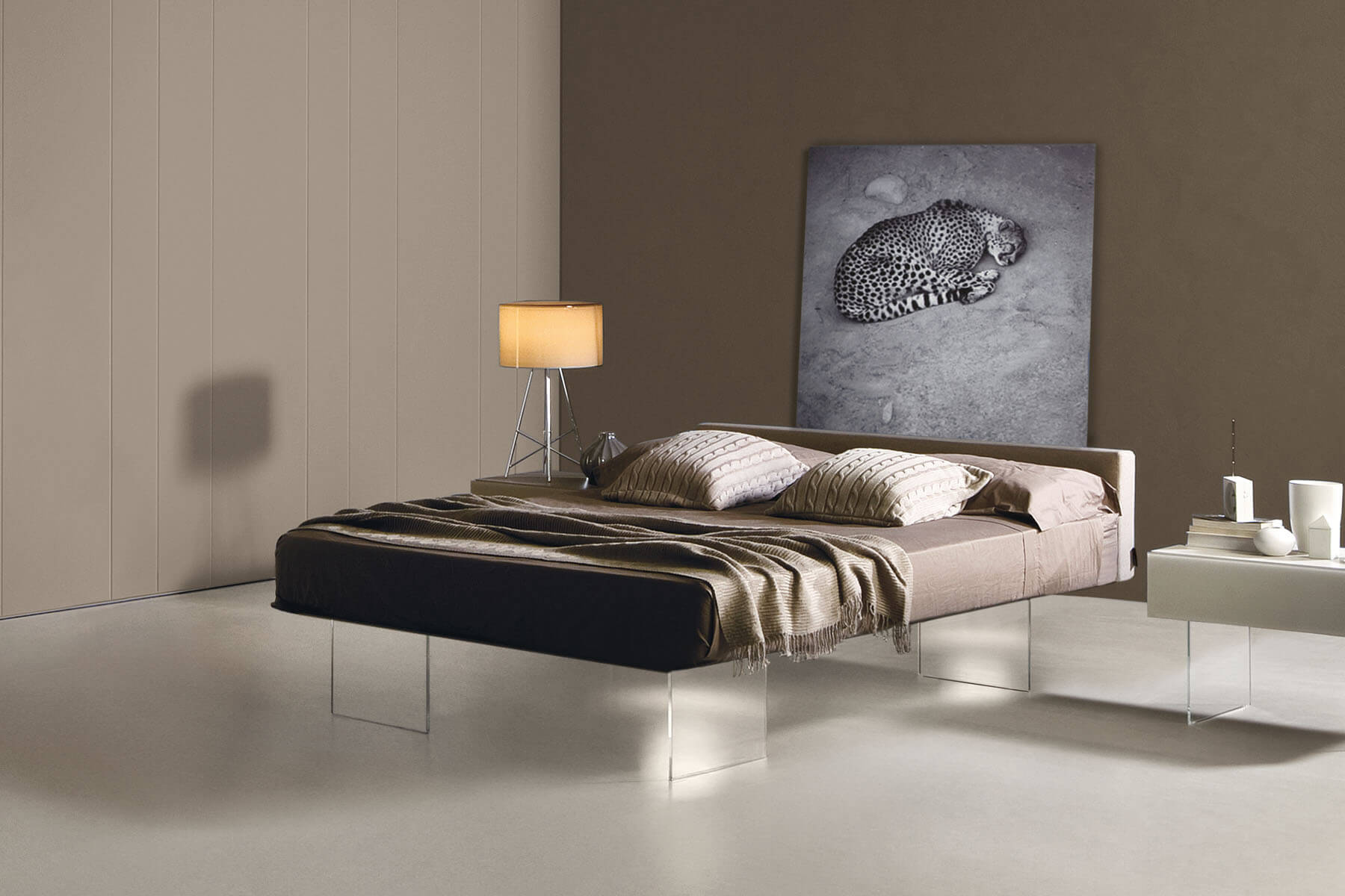 Testiera H73,6 cm letto Air Wildwood_Bed Lago - Yourlifedesign