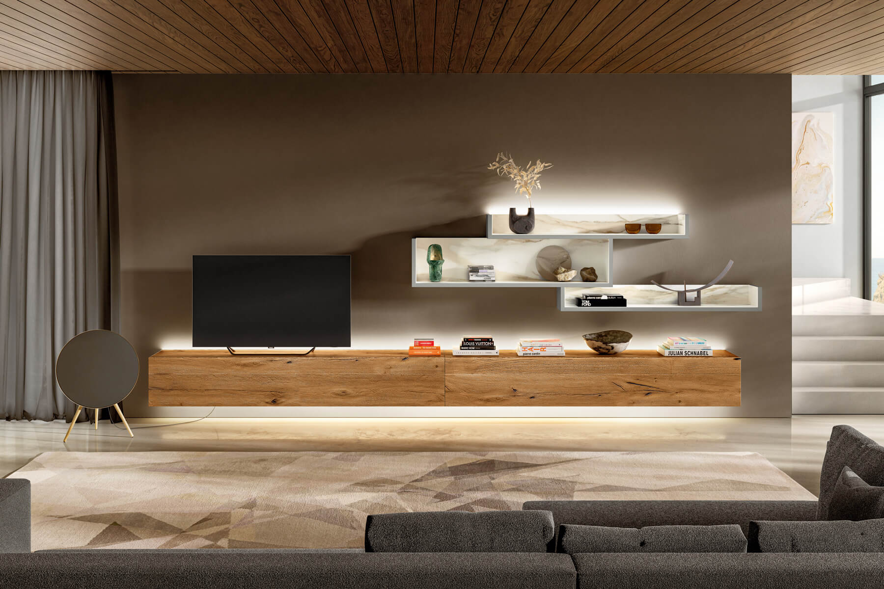 white-and-wood-equipped-wall-lago-design
