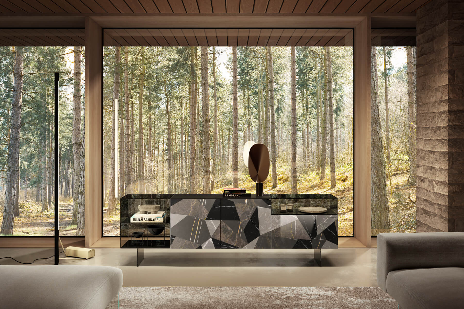 madia 36e8 glass supersalone limited edition